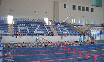 Elazığ Kapalı Olimpik Yüzme Havuzu
